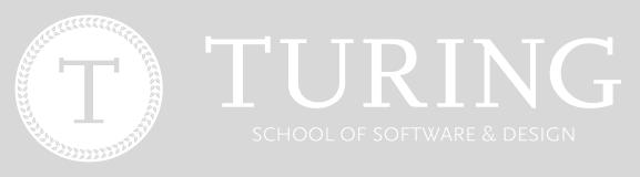 Turing School of Software & Design